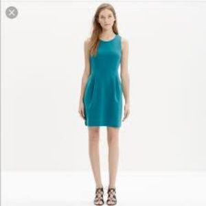 NWT Madewell Verse Dress Size Large in Teal